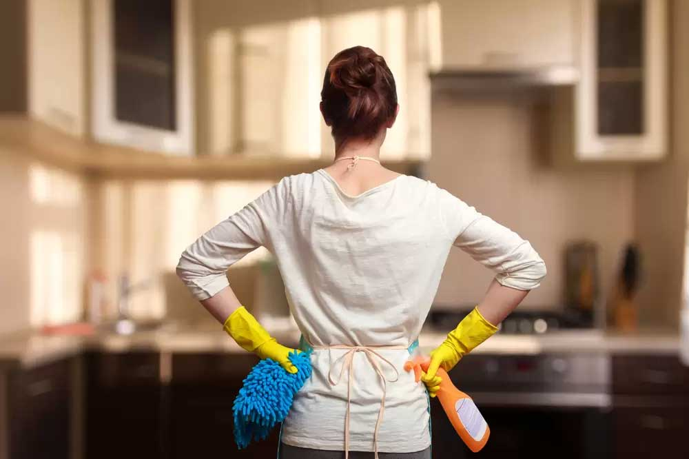 Apartman takarítás