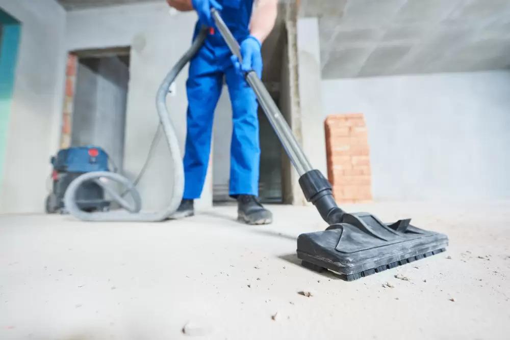 Építkezés, felújítás utáni nagytakarítás