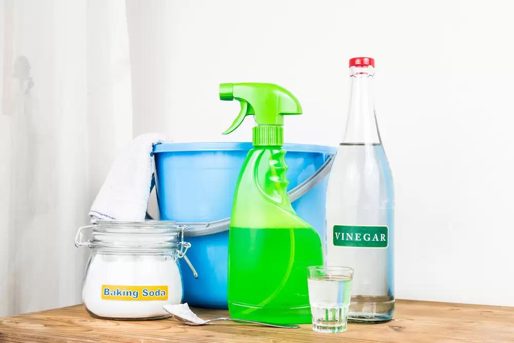 Vegyszermentes zöld takarítás